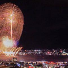 祭りの時期♪ 次は8月7日の千曲川花火大会 Festival Season!  Next is 8/07 Fireworks!