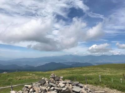 Utsukushigahara panorama view