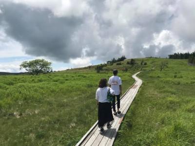 Utsukushigahara trekking